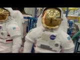 The Team Visits NASA's Johnson Space Center