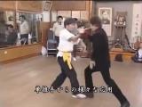 применение тайцзицюань - Tamotsu Miyahira.