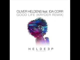 Oliver Heldens feat. Ida Corr - Good Life (Kryder Remix) [Teaser]