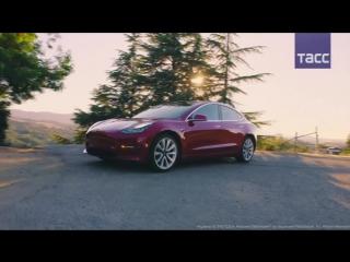 Model 3: самая бюджетная модель Tesla