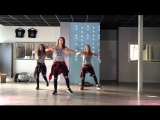 Chantaje - Shakira ft Maluma - Easy Fitness Dance Choreography - Saskias Danssc