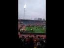 Арсенал 3-0 Спартак. 21.05.17. Комментируем, как фанаты Спартака, разносят наш стадион.