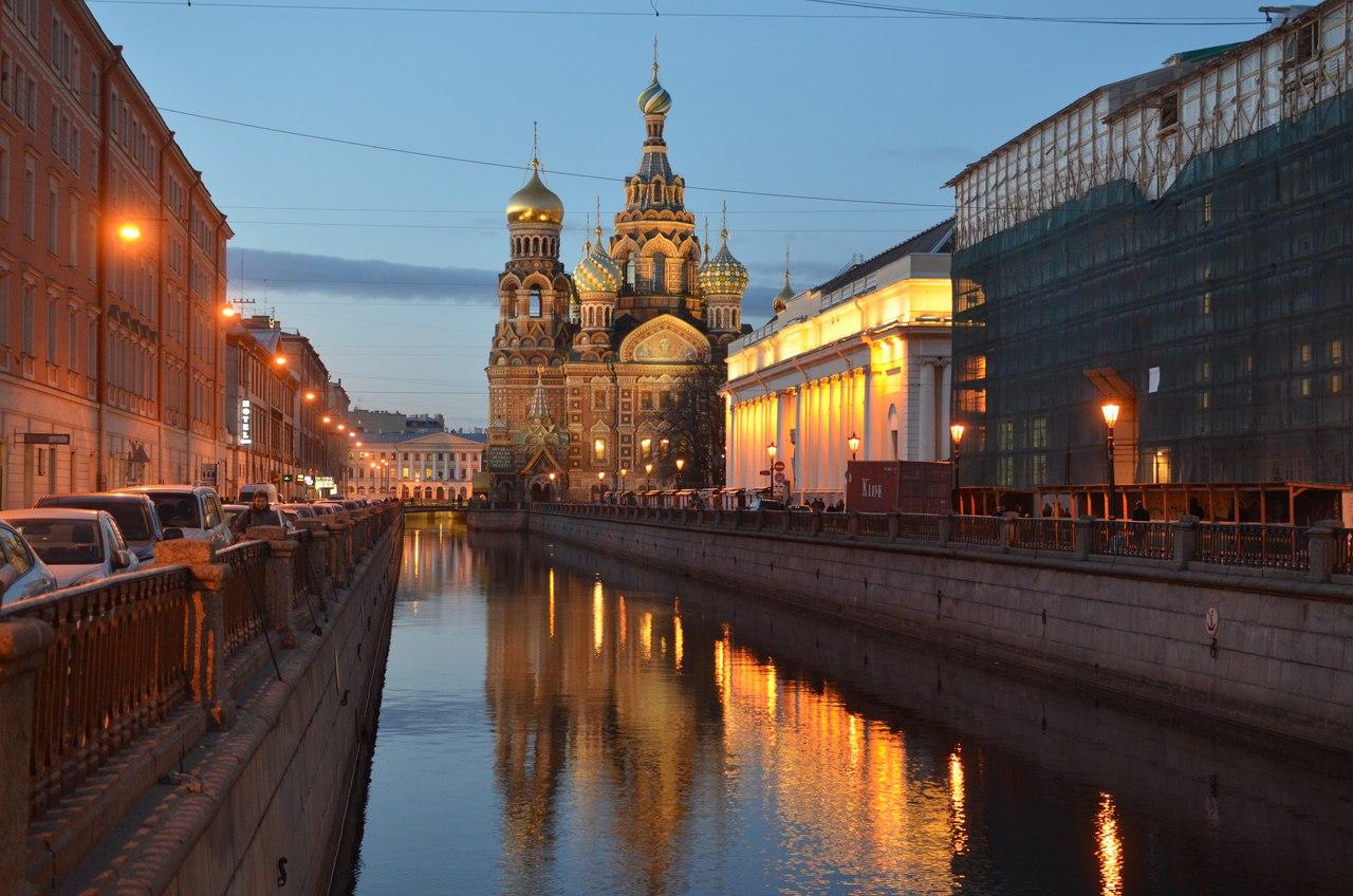 XDuLmXMbqMs Санкт-Петербург – Северная столица России
