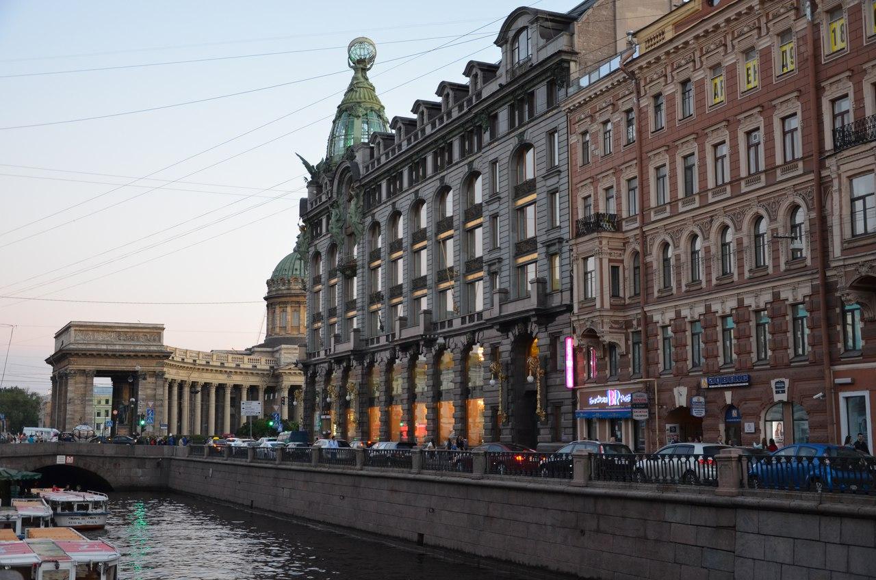 TRVPp210DEE Санкт-Петербург – Северная столица России