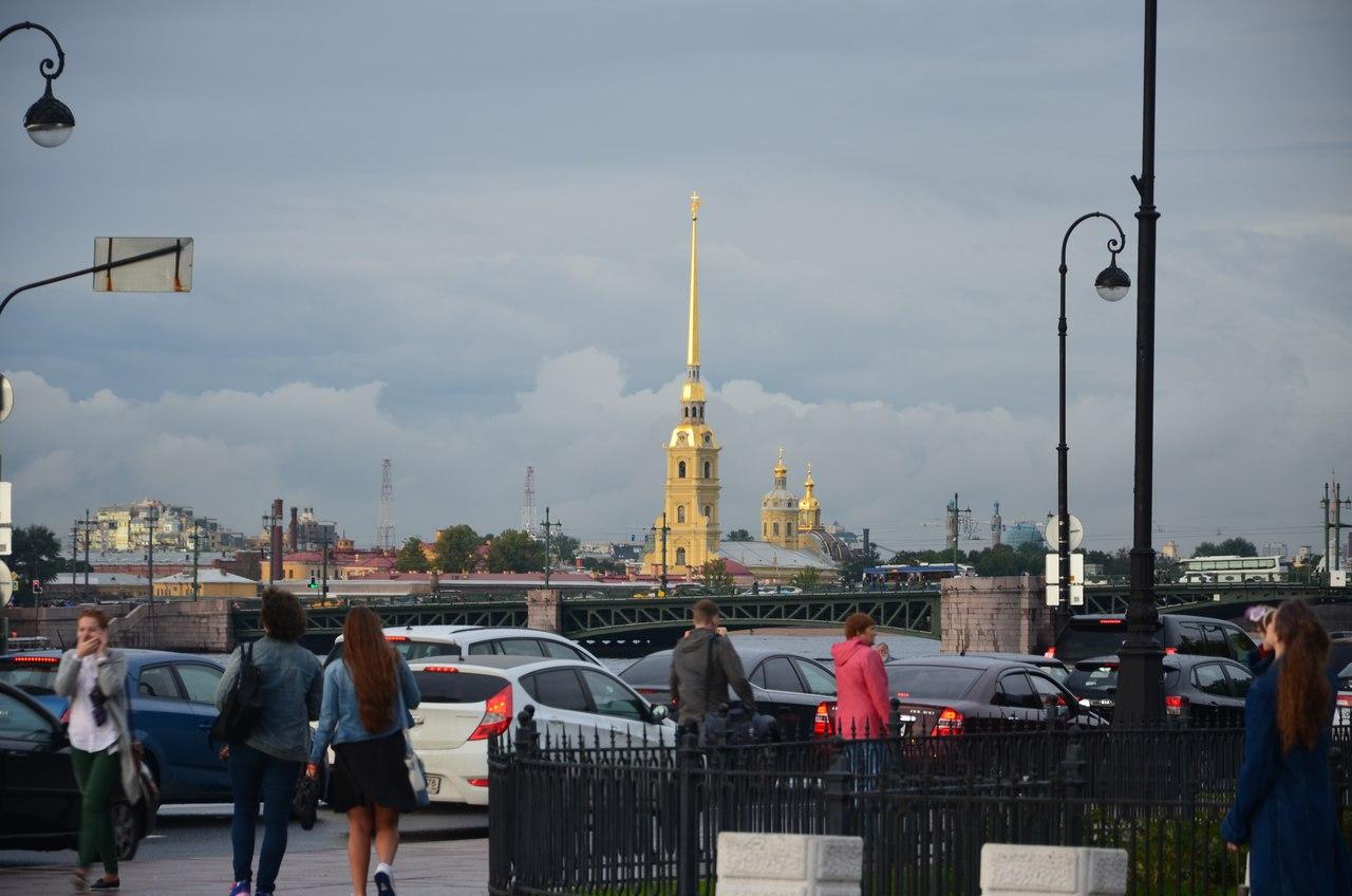 7UFQKzdDzTI Санкт-Петербург – Северная столица России