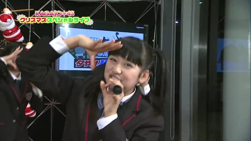 KAGAJO☆4S (Final 2) - Kimerarenai yo, Docchika Nante [2013.12.25] J-COM Bukatsu ōre yūyake JUMP!