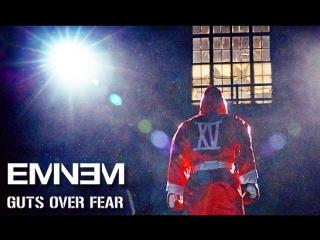 Eminem guts over fear ft. sia ᴴᴰ