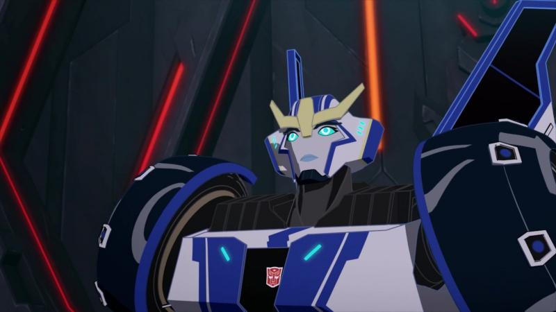 Трансформеры: Роботы под Прикрытием — Сила Гештальтов 3x11 [Fronda BukeDub] Full HD