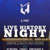 LIVE HISTORY NIGHT Pt.4