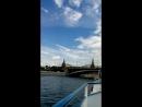 На теплоходе по Москва-реке