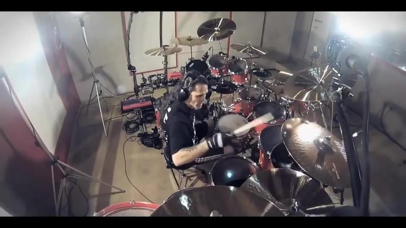 AQUILES PRIESTER el mejor baterista del mundo [HD, 720p]