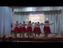 Святкування 208-ї річниці села. Молдавський танець у виконанні гурту Калинонька. Керівник Мойсеєнко Ганна