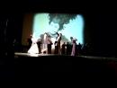 16.01.2017 Облдрамтеатр. Вистава Незрівнянна
