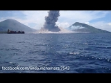 Sonic Boom_ Papua New Guineas Tavurvur Volcano Eruption watch in HD