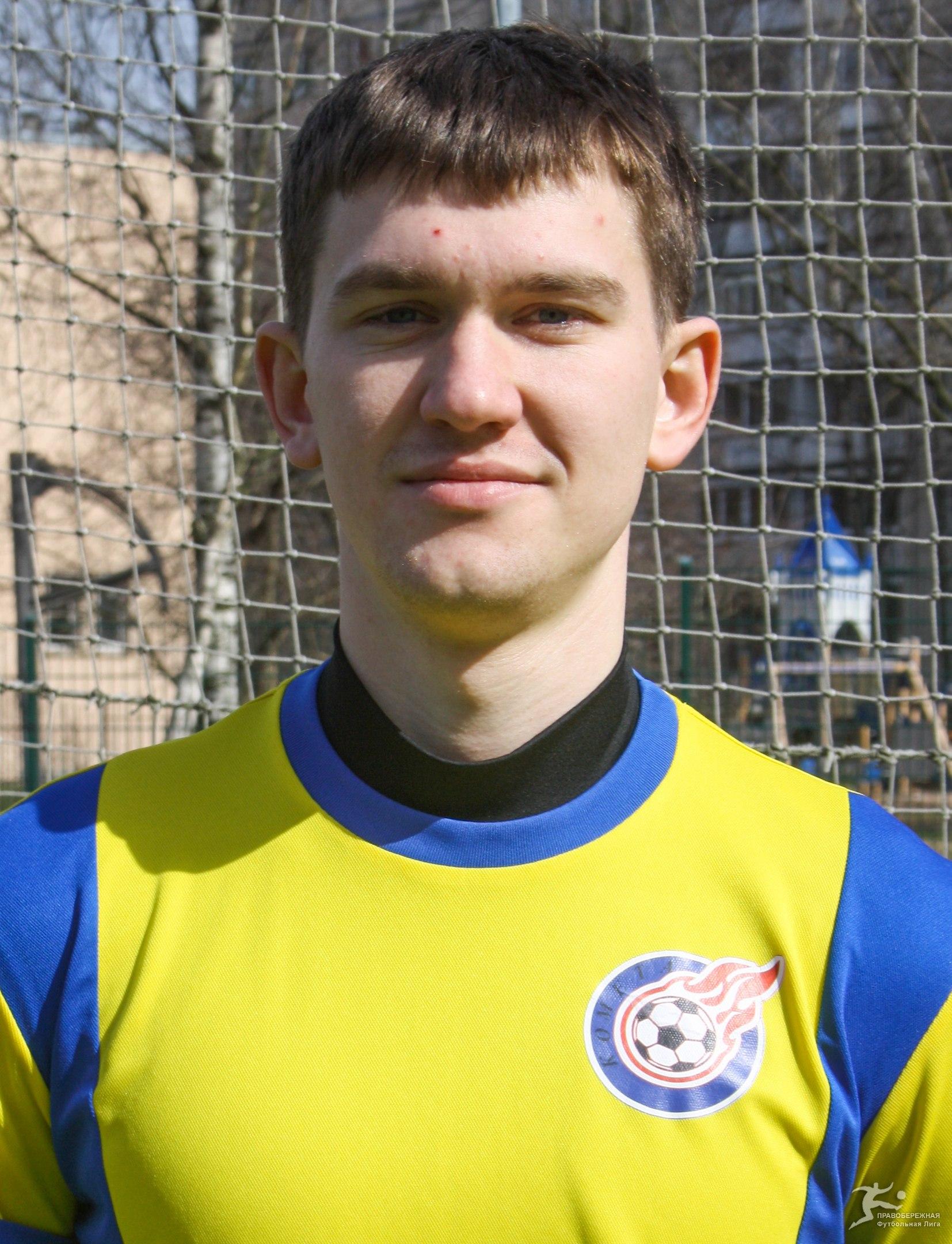 Павел Сафрыгин