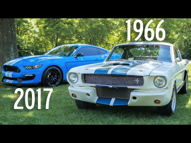 Shelby GT350 - Classic Meets Modern