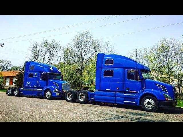 Прикупил вторую Volvo780.../twins/