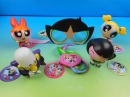 2016 THE POWERPUFF GIRLS SET OF 6 McDONALDS HAPPY MEAL TOYS VIDEO REVIEW by FASTFOODTOYREVIEWS