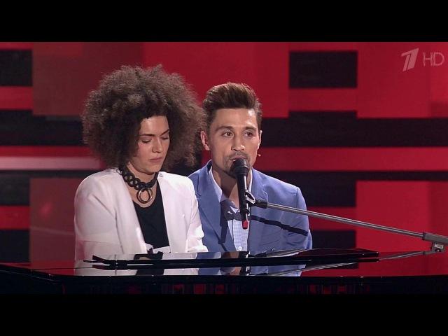 шоу голос ученики билана дуэт на ин.языке из сериала