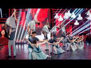 «Танцуют все!». Деми-классика. Бурятский национальный театр песни и танца «Байка...