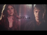 clary &amp sebastian - paint it black
