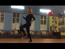 Dancehall танец соло под Элджей Feduk Розовое вино