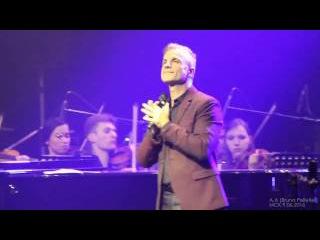 Bruno Pelletier - Imagine, Moscow 09-06-2016 (Fan montage by Anna Ivanova)
