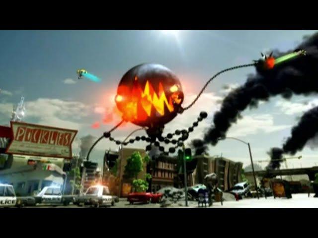 Cartoon Network City Bumper Collection (HD)