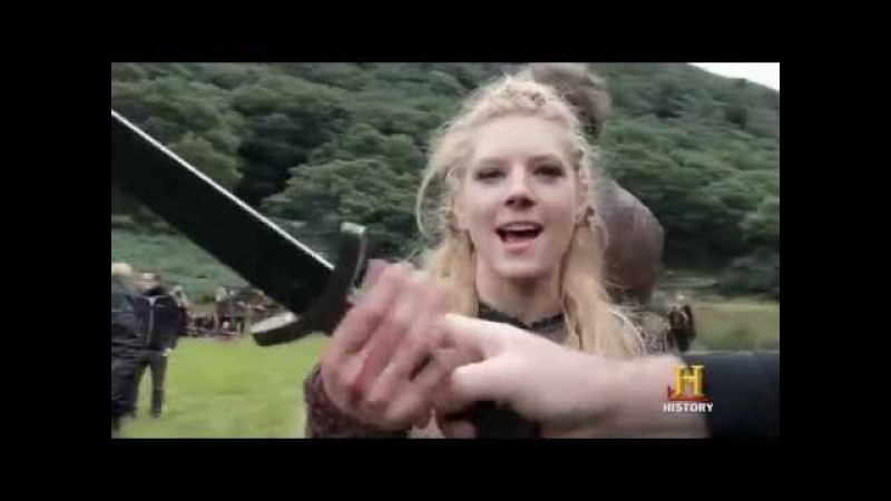 Vikings Behind The Scenes Funny Moments HD