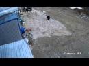Мишка - ревизор строительства ГКС в Нижней Туре Свердловской области