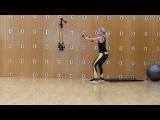 Выпускной проект Александры Бониной в American Fitness and Nutrition Academy