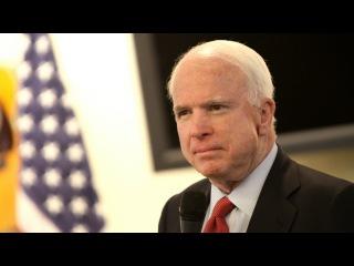 Пра што МакКейн гаварыў з беларускімі апазіцыянерамі I Маккейн и беларусская оппозиция <#Белсат>