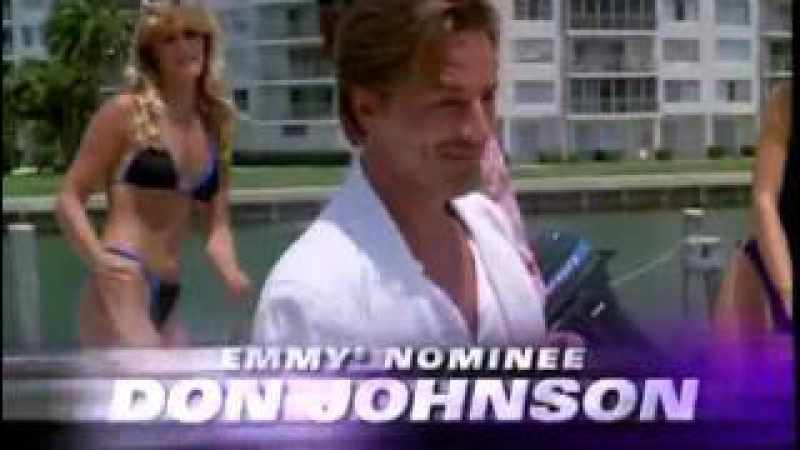 Miami Vice DVD Trailer 2 corrupcion en miami