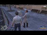 GTA5 RP - Лось-Сантос (история с парковщиком) FIVE M