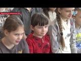 Вице-спикер НС ДНР Ольга Макеева вручила подарки детям социально незащищенных категорий