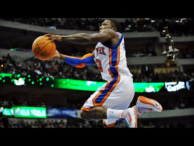 Nate Robinson 10 Great game dunks