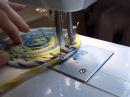 Коврик из лоскутков (2) / Килимок із клаптиків (2) Handmade rug