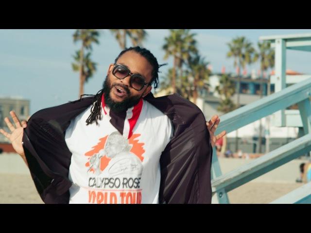 Calypso Rose - Leave Me Alone ft. Manu Chao (Kubiyashi Remix ft. Machel Montano) (Video)
