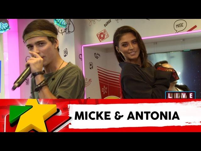 Micke feat. Antonia - El Amor | ProFM LIVE Session