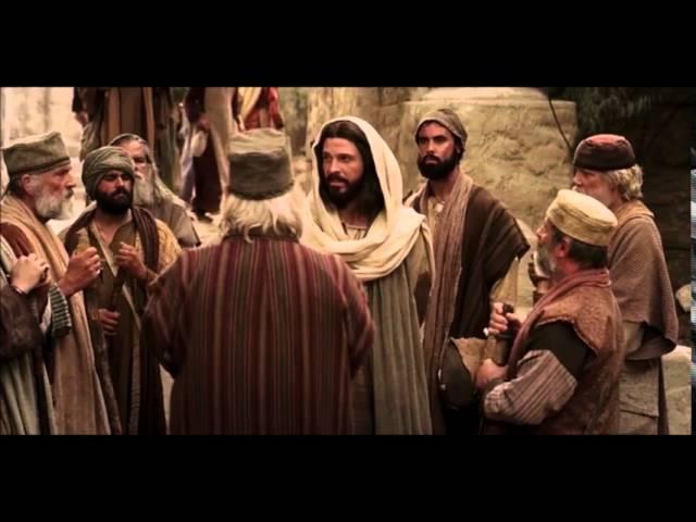 Jesus Ensina a Parábola da Ovelha Perdida - Vídeos da Bíblia