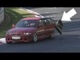 BMW E46 door failure on N
