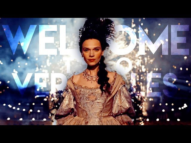 ❝welcome to versailles.❞