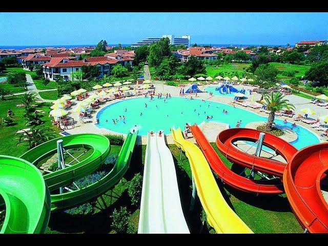 отели турции,Sunrise Park Resort SPA 5