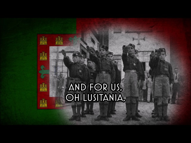 Hino da Mocidade Portuguesa - Anthem of the Portuguese Youth