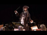 Pirates of the Caribbean Orchestral Medley, He's a Pirate
