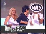 Sakis Rouvas MAD VMA 2010 Winner