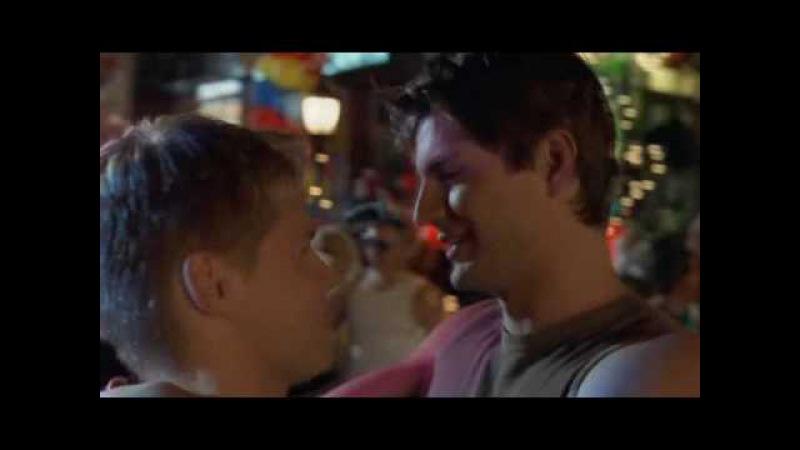 Брайан/Джастин - Стрекоза (Queer as folk)