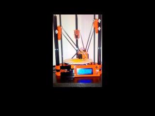 3D принтер FlSun Kossel за 29 780 руб.