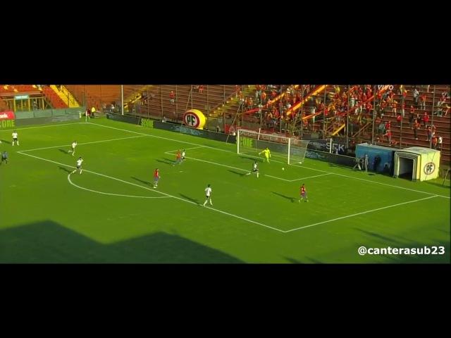 Pablo Aranguiz vs Colo Colo