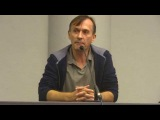 Robert Knepper answering a question in his T-Bag voice during Q&ampA @ F.A.C.T.S 2014, Belgium